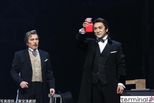 ミュージカル『ジキル&ハイド』舞台写真