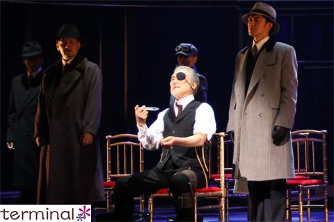 ミュージカル『グランドホテル』2つの演出・2つの結末 GREEN team 開幕