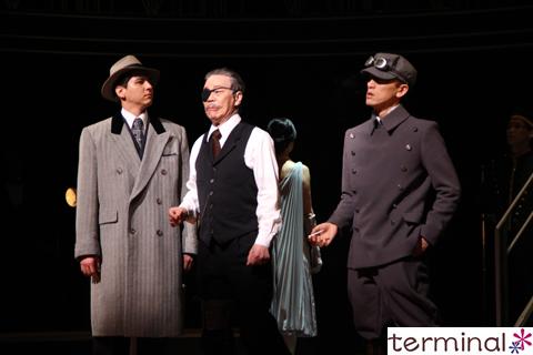 ミュージカル『グランドホテル』2つの演出・2つの結末 RED team 開幕