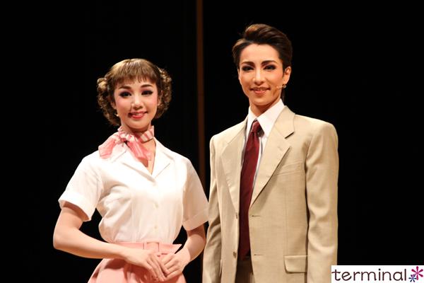 宝塚歌劇雪組公演 タカラヅカ・シネマティック 『ローマの休日』制作発表写真