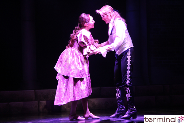 OSK日本歌劇団 DANCE REVUE『ROMEO&JULIET』舞台稽古写真