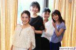 未来優希、緒月遠麻、蓮城まこと、愛純もえり 座談会「DIVA~輝きつづける女たち~」リーガロイヤルホテル東京