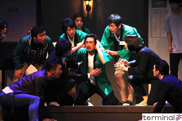 『希望のホシ2018』舞台稽古写真