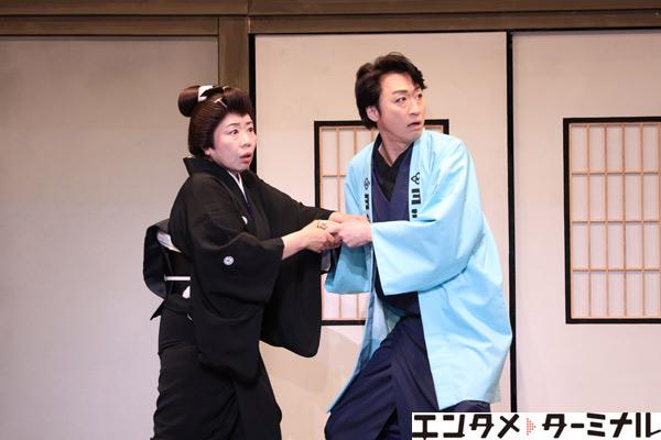 大阪松竹座『笑う門には福来たる〜女興行師 吉本せい〜』観劇レポート
