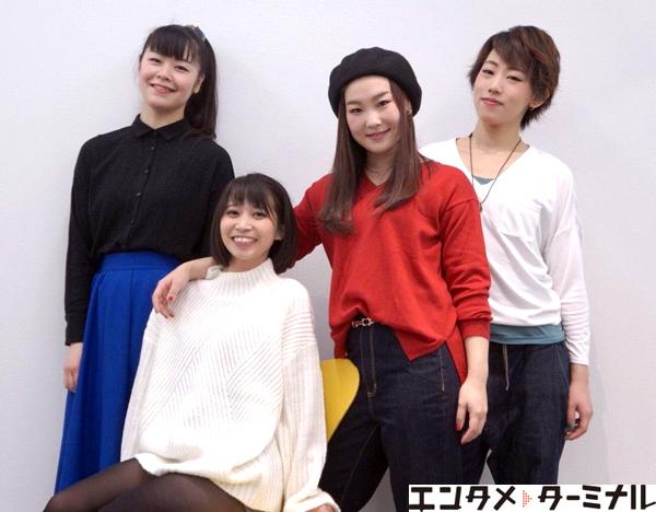 強く美しく面白く!得意な殺陣、踊りで魅せる女性ユニットX.Drop本格始動!!