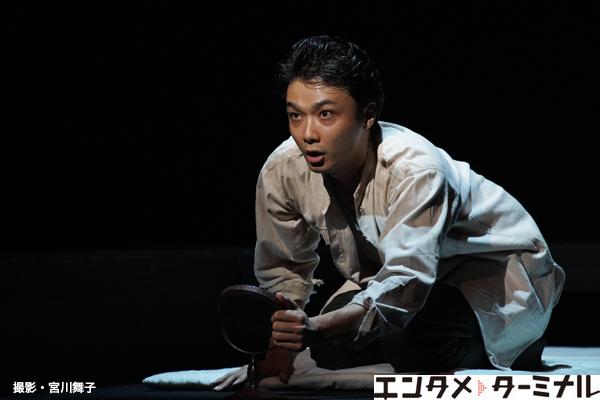 舞台「組曲虐殺」が初日開幕!