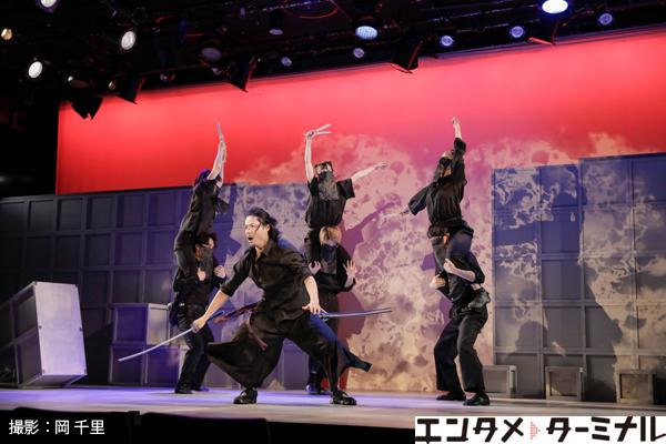 TRYOUT公演ミュージカル『(愛おしき)ボクの時代』公開舞台稽古