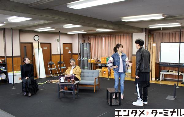 ミュージカル『In This House2019~最後の夜、最初の朝〜』稽古場レポート