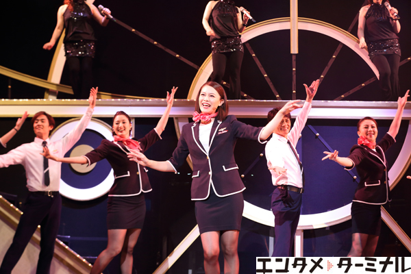 ミュージカル『Live Airline』が開幕!