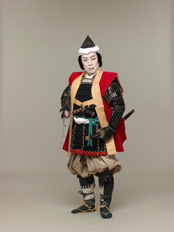 w『新書太閤記』木下藤吉郎【撮影/加藤孝】