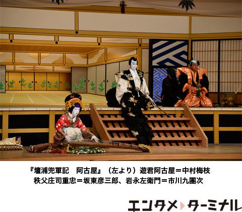 歌舞伎座『十二月大歌舞伎』昼の部 観劇レポート