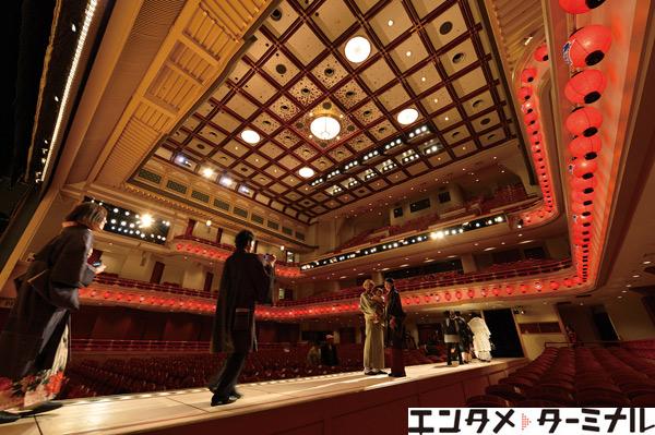 京都「南座 夏の舞台体験ツアー」