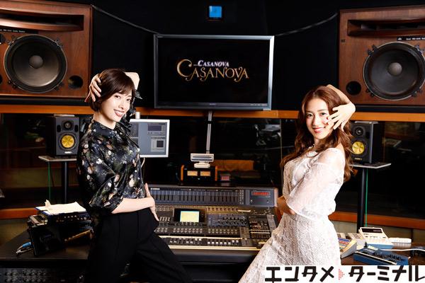 WOWOW宝塚への招待「CASANOVA」明日海りおと仙名彩世が副音声で解説