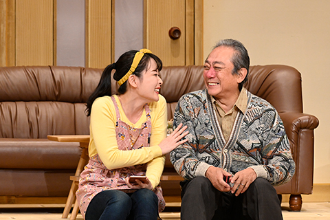京都・南座1月公演 初笑い! 松竹新喜劇 新春お年玉公演が開幕!