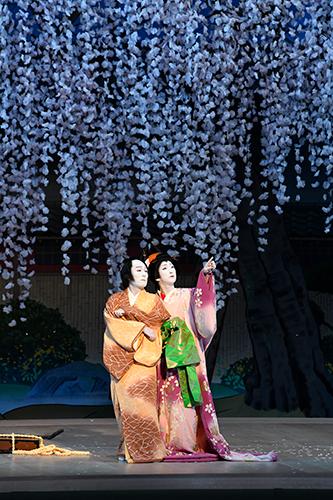 歌舞伎座『八月花形歌舞伎』が開幕!第二部、第三部 公演レポート、舞台写真掲載
