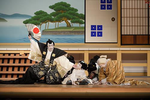 歌舞伎座『九月大歌舞伎』が開幕!第二部 公演レポート、舞台写真掲載