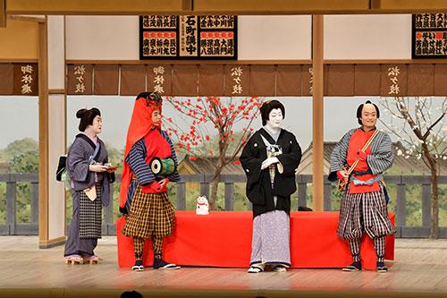 歌舞伎座『九月大歌舞伎』が開幕!第一部、第三部 公演レポート、舞台写真掲載